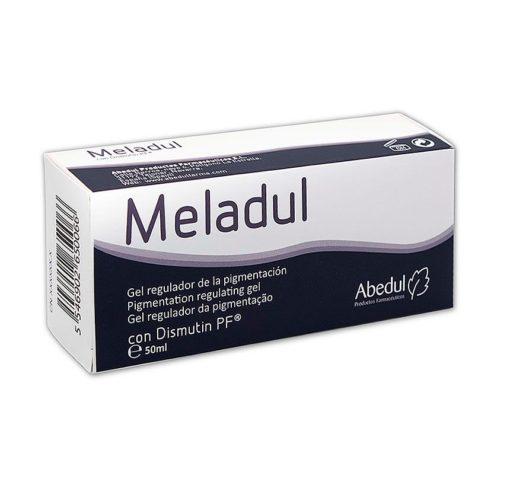 Regulador de la pigmentación Meladul
