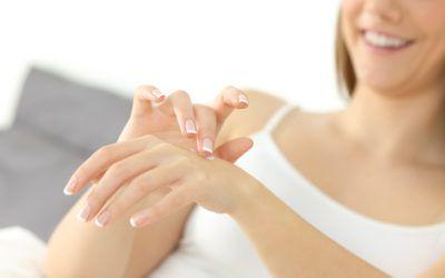 Cuidado de la piel tras la fototerapia